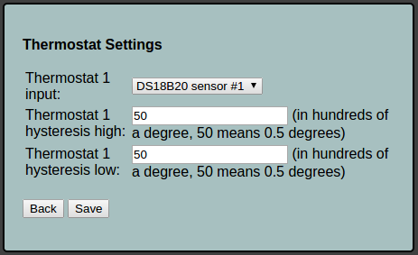 relay-thermostat-settings
